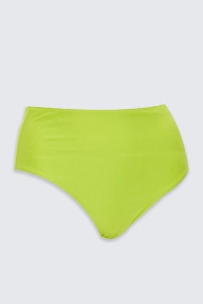 Forever 21 Plus Size High Waist Bikini Bottoms