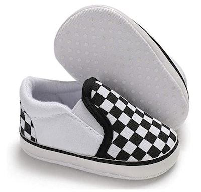 Meckior Infant Canvas Shoes