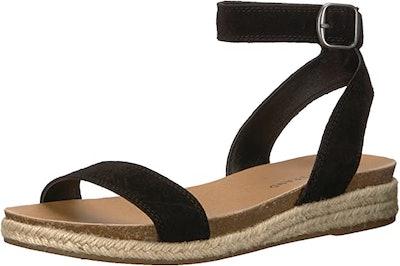 Lucky Brand Women's Garston Wedge Sandal