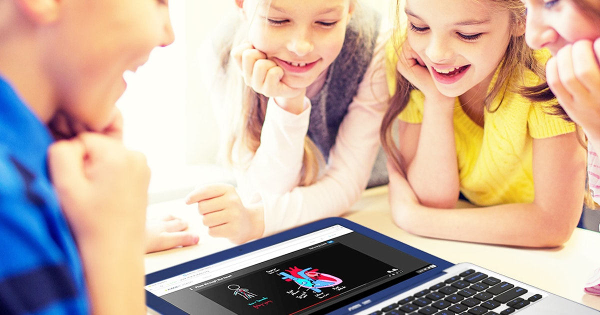 These Lightweight (But Durable) Chromebooks Are Perfect For Kids