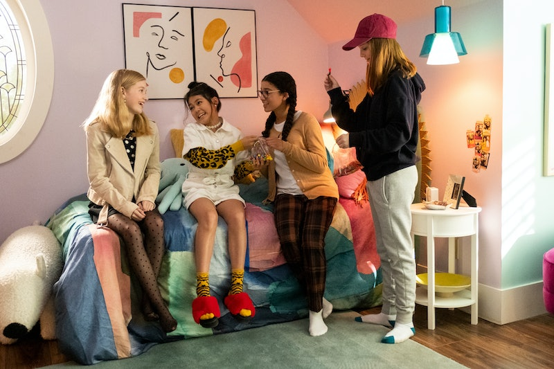 'The Baby-Sitters Club' trailer (via Netflix press release)
