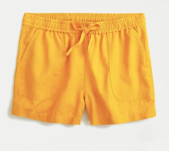 Seaside Short in Linen Blend
