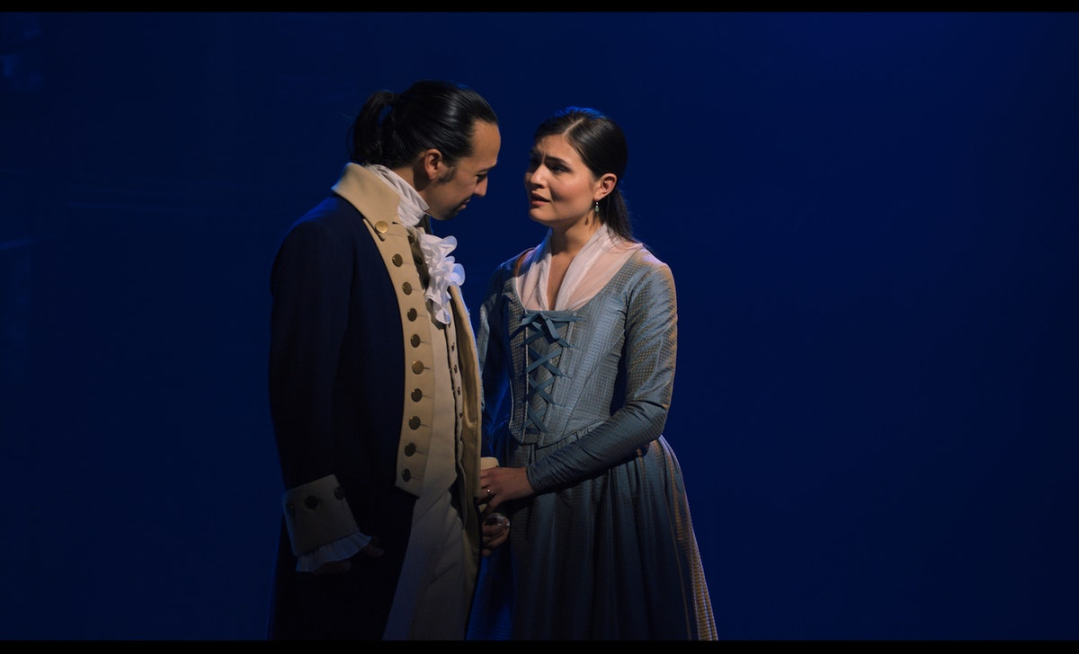 Disney+ released its trailer for the 'Hamilton' movie.