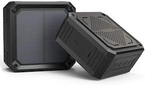 ABIFOCE Solar Speaker