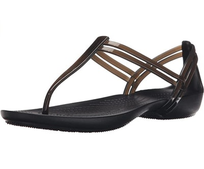 CROC Women's Isabella T-Strap Sandal