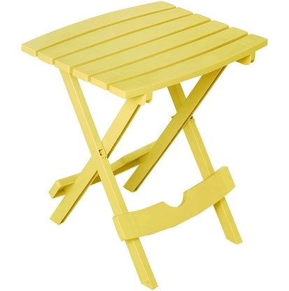 Adams Manufacturing Quick-Fold Side Table