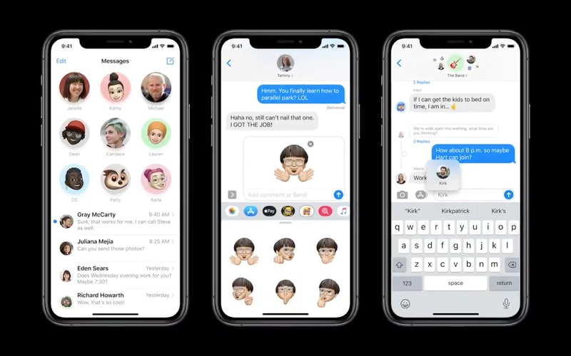 Apple's New iOS 14 Update Makes It Easier To Manage Your Group Chats