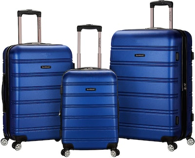 Rockland Expandable Hardside Luggage (3-Pieces)