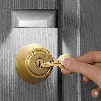 Lentenda Motion Detector Keyhole Light