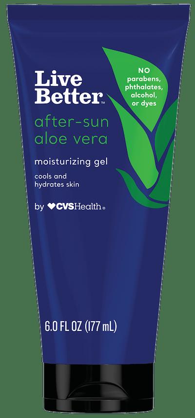 After-Sun Aloe Vera Moisturizing Gel