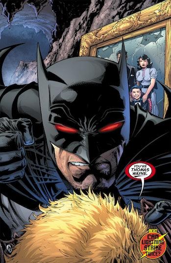 Batman Thomas Wayne Flashpoint