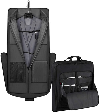 Garment Bag for Travel (Suits & Dresses)