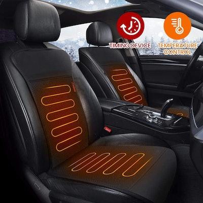 Audew Heated Car Seat Cushion