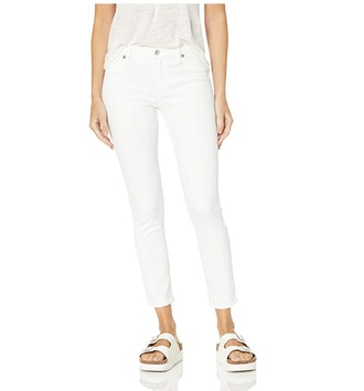 Lucky Brand Women's Mid Rise Ava Skinny Ankle Jean