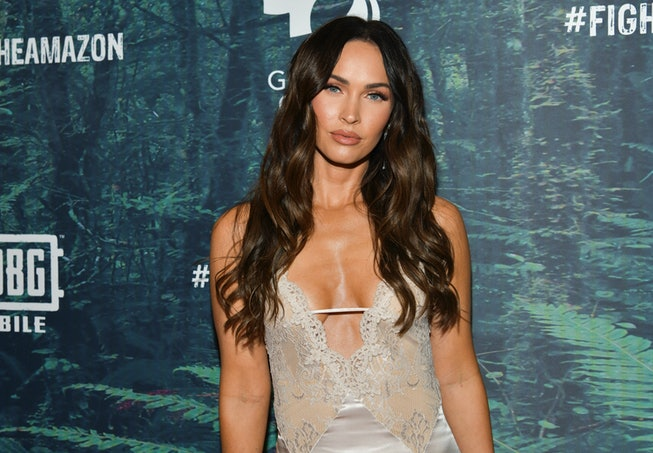 Megan Fox attends the PUBG Mobile's #FIGHT4THEAMAZON Event at Avalon Hollywood on December 09, 2019 ...