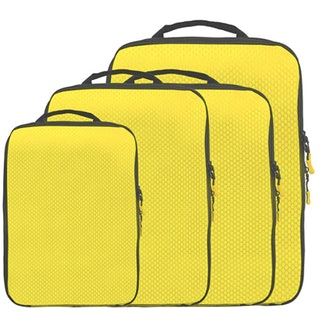 Magictodoor Dual Sided Compression Packing Cubes (4-Pack)