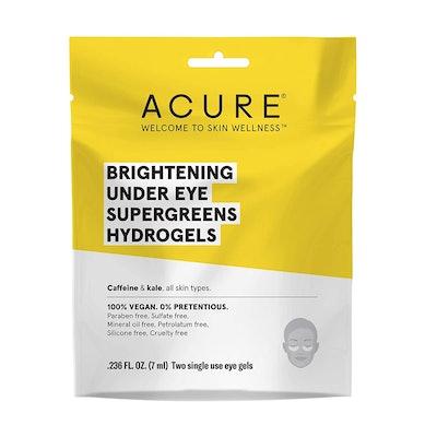 ACURE Brightening Under Eye Super Greens Hydrogels