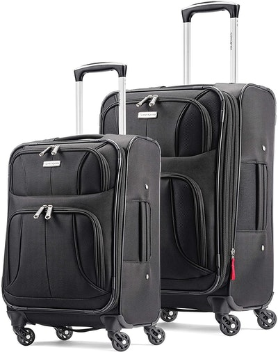 Samsonite Softside Expandable Luggage (2-Pieces)