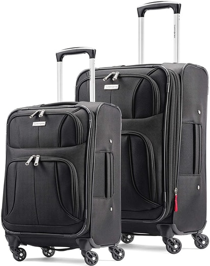 Samsonite Softside Expandable Luggage (2-Pieces)
