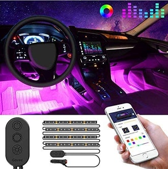 Govee Smart Car Lights