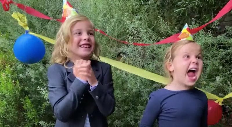Jason Sudeikis & Seth Meyers' Kids Star In Cut 'SNL' Sketch