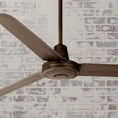 Turbina Modern Industrial Outdoor Ceiling Fan