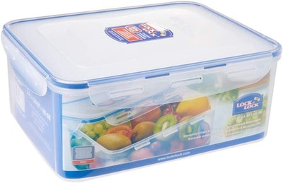 LOCK & LOCK Airtight Food Storage Container With Lid (186 Oz.)