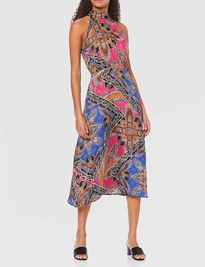 find. Midi Halter Dress