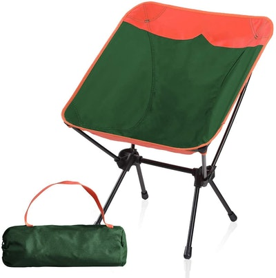 CAMPING WORLD Portable Compact Ultralight Camping Folding Chair