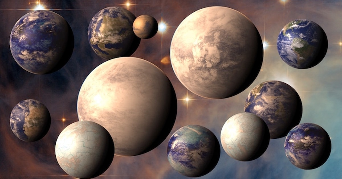 Scientists show this one type of planet is more likely to have aliens