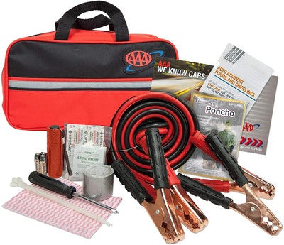 Lifeline AAA Premium Road Kit (42 Pieces)