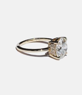 Cerré Solitaire Ring
