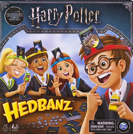 'Harry Potter ' HedBanz Game