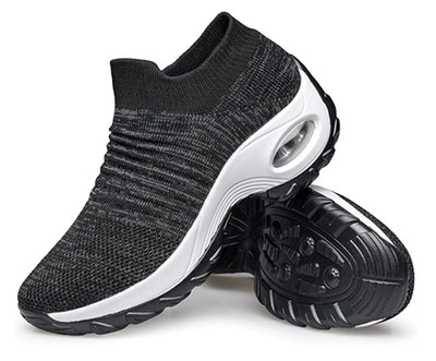 YHOON Mesh Athletic Shoes