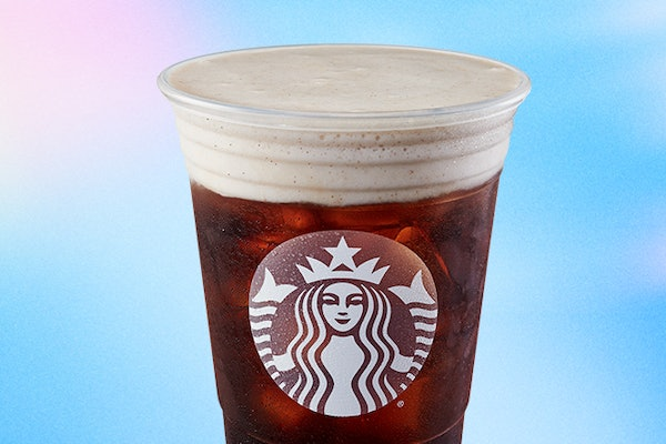 Starbucks launched new non-dairy cold foam sips.