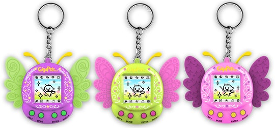 Your kids can play with a new and improved version of the classic '90s GigaPets toys.