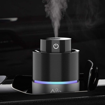 Vyaime USB Car Essential Oil Diffuser and Humidifier