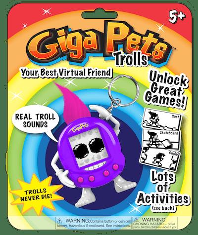 GigaPets Trolls
