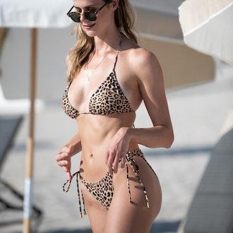 The Sahara Triangle Bikini Top