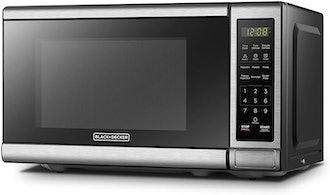 BLACK+DECKER EM720CB7 Digital Microwave Oven