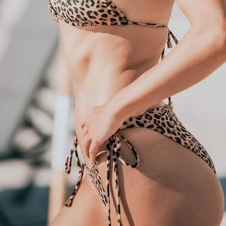 The Sahara String Bikini Bottom