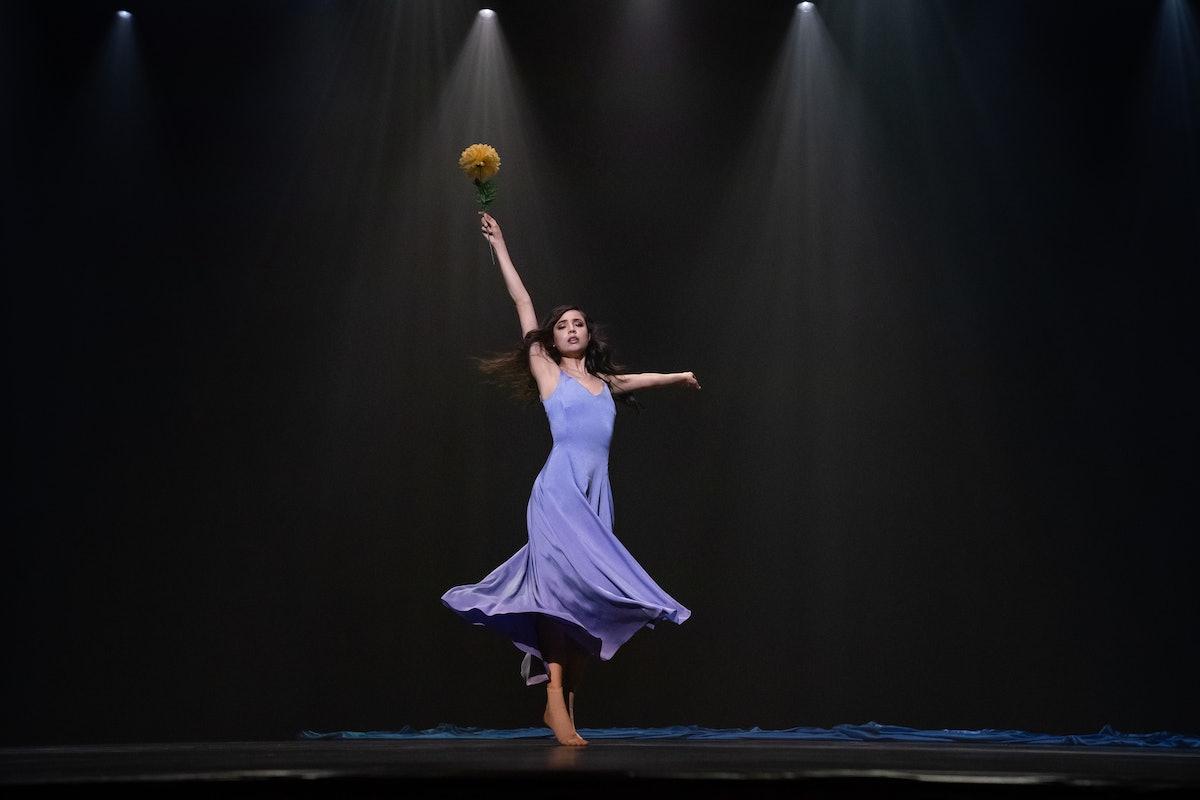 Sofia Carson in 'Feel the Beat'
