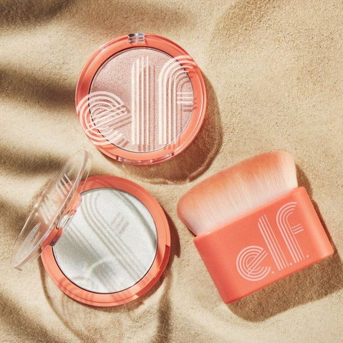 Retro Beauty Paradise Mult-Dimensional Face And Body Shimmer