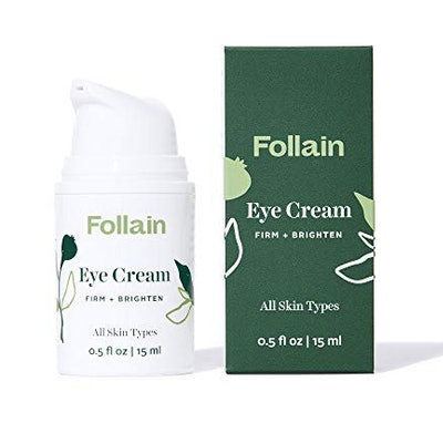 Follain Eye Cream: Firm + Brighten