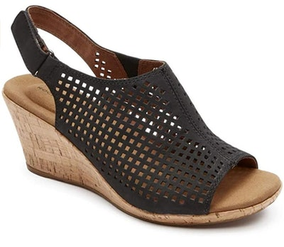 Rockport Sling Wedge Sandal