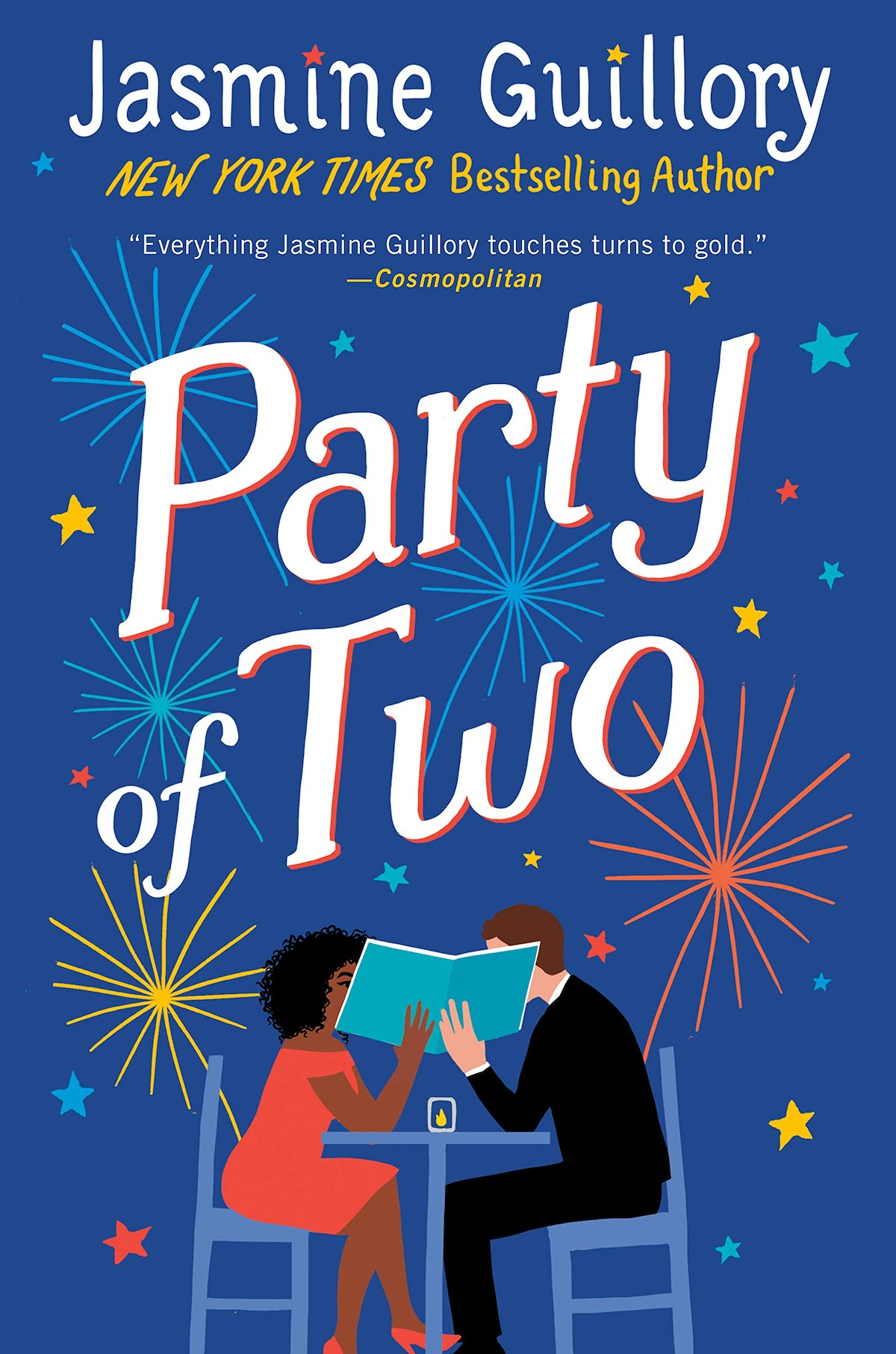 'Party Of Two' — Jasmine Guillory