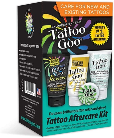 Tattoo Goo Aftercare Kit (SPF 30)