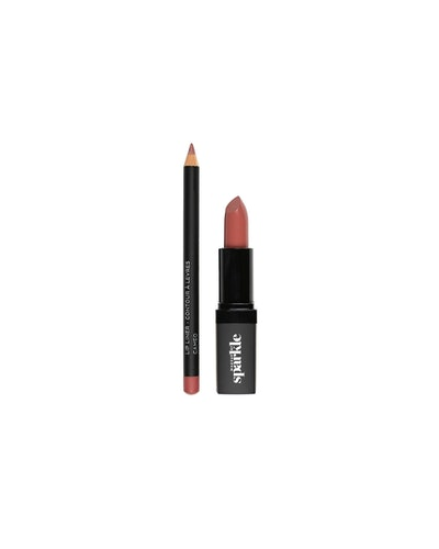Not Shy Lippie Duo Kit