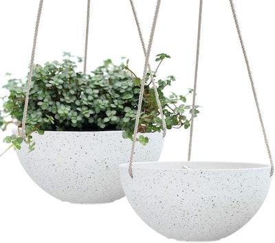 La Jolie Muse Hanging Planter (2-Pack)