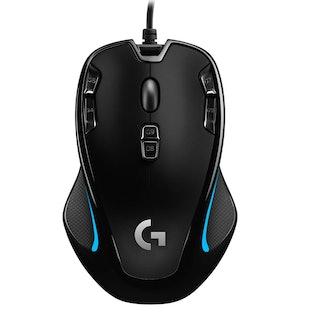 Logitech G300 Ambidextrous Gaming Mouse